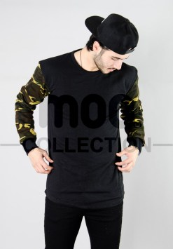 STD CAMO SWEAT