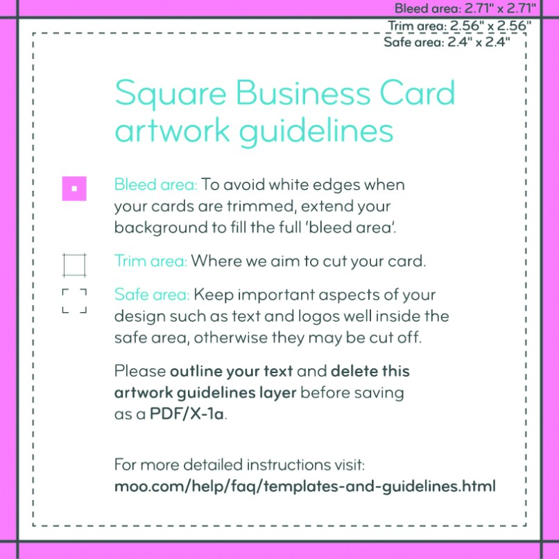 Moo Business Cards Template Psd Letterjdi