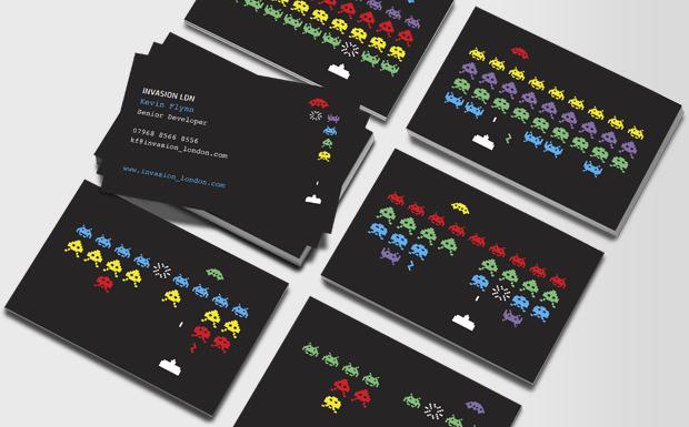 MOO Business Cards Software Developer Business Cards