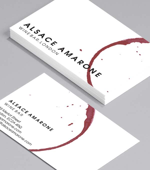 Design business card