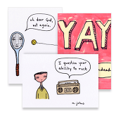 Marc Johns Postcards
