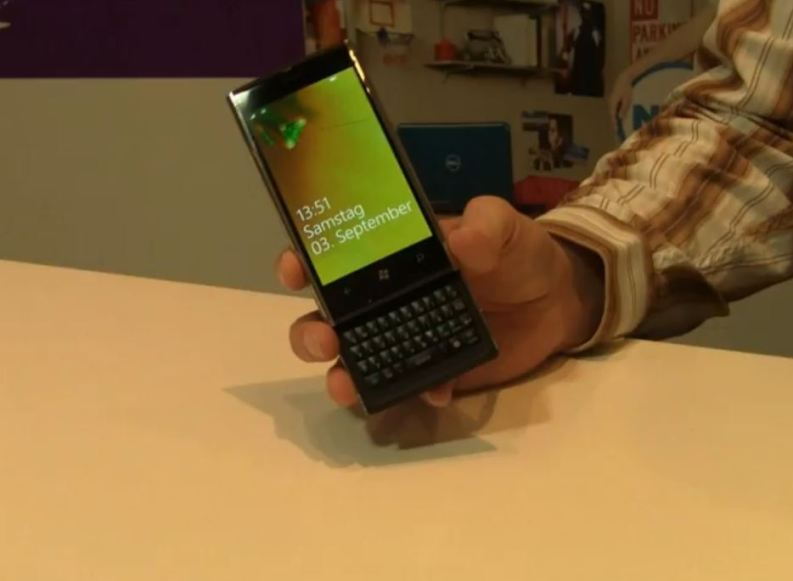 [Video] IFA11: Vorstellung des Dell Venue Pro