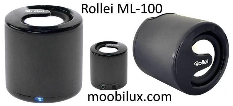 Rollei stellt portable Mini-Bluetooth Breitband-Lautsprecher vor