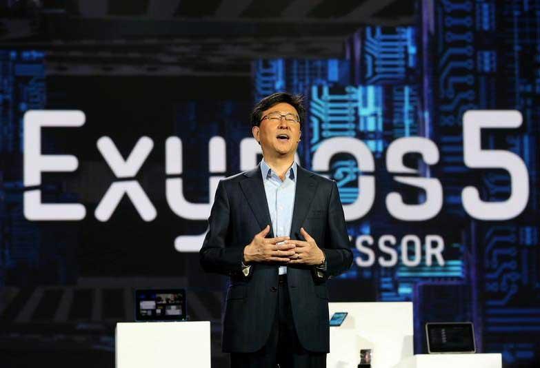 CES: Samsung stellt Smartphone-CPU Exynos 5 Octa mit 8 Kernen vor