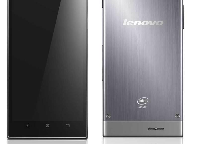 CES: Lenovo K900 mit Intel CPU