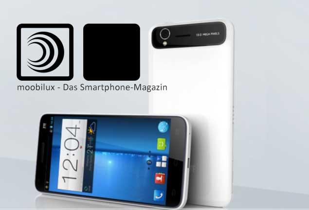 CES: ZTE stellt dünnstes 5-Zoll-Smartphone vor