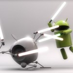 Googles Android gegen Apples iOS (Grafik: Le Journal du Geek)