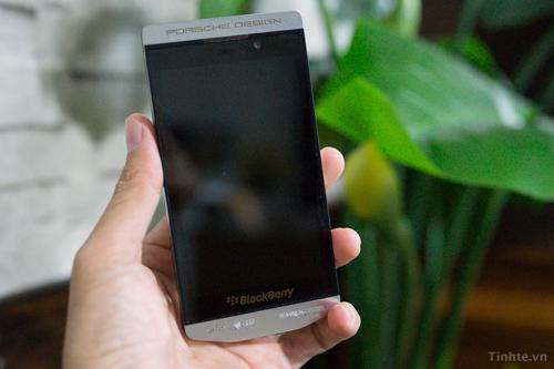 Kommt bald ein neues Blackberry im Porsche-Design?
