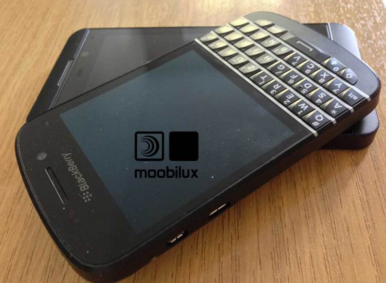 Vergleich Blackberry Q10 vs. Z10