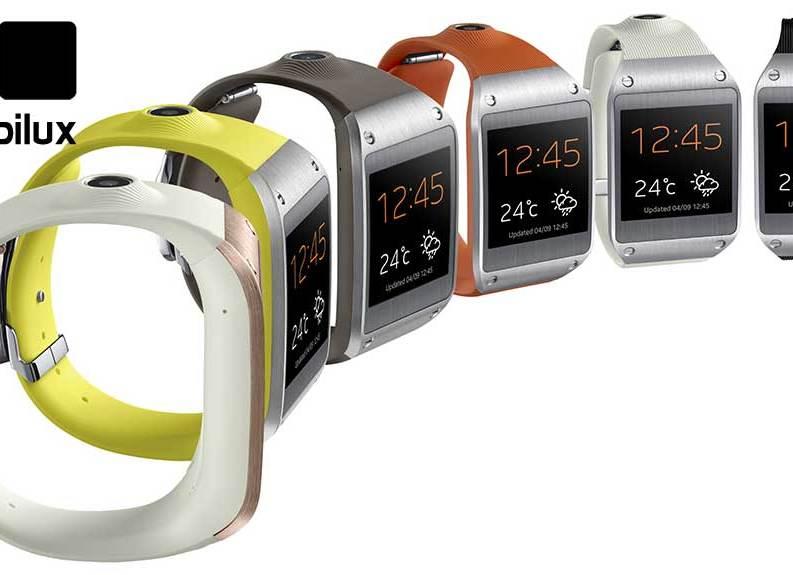 IFA13: Samsung stellt seine smarte Uhr Galaxy Gear vor