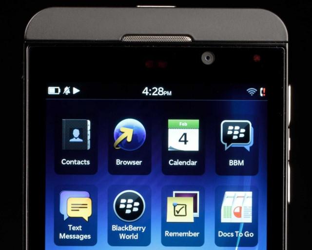 Gerüchteküche: Anfang 2014 sollen Blackberry Q30 und Z50 erscheinen