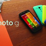 Das Motorola moto G kommt in 7 Farbvariationen. (Foto: Motorola)