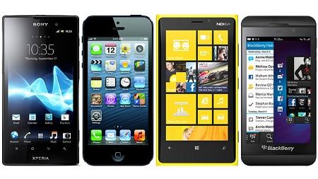 Smartphone-Markt: China überholt Südkorea