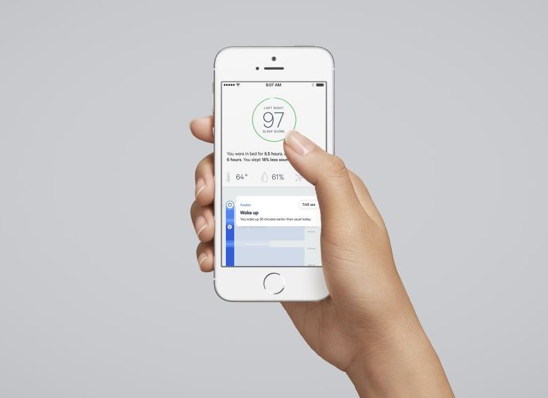 Kickstarter: Hightech-Schlafsensor stellt neuen Rekord auf