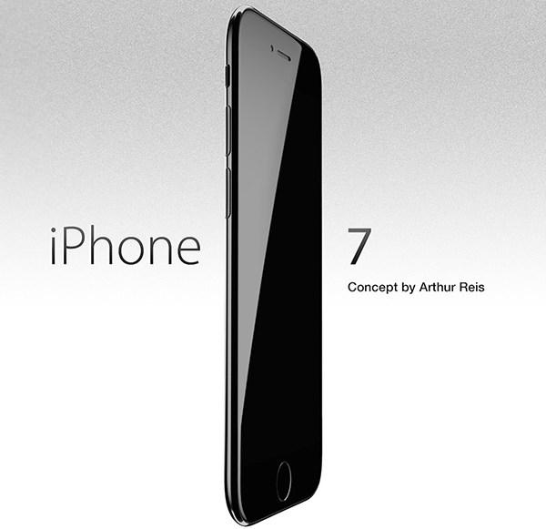 Sehr schönes Designkonzept des iPhone 7