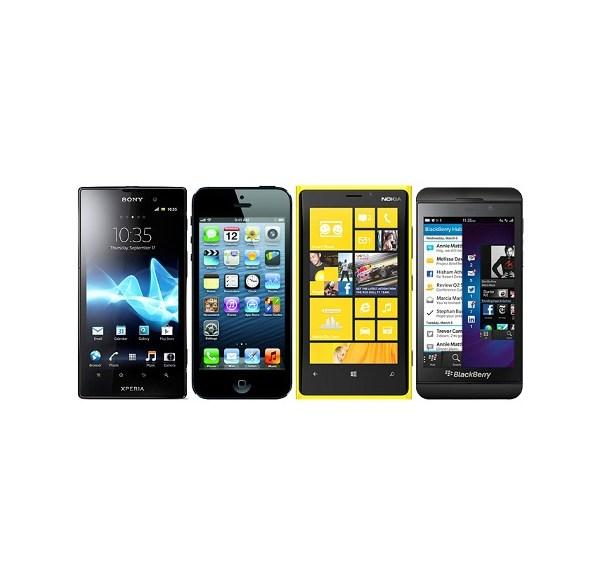 Die goldene Smartphone-Ära ist vorbei