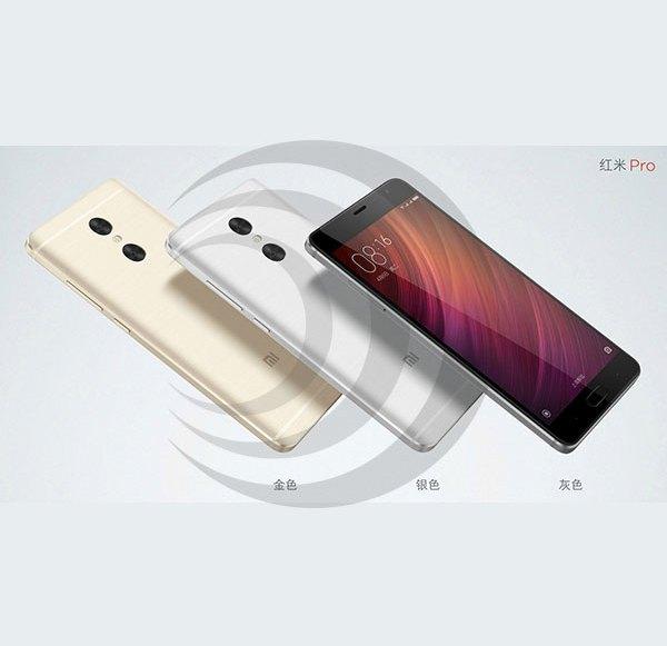 Xiaomi stellt Redmi Pro vor