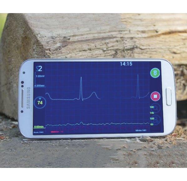 Mit dem Smartphone den Infarkt vorbeugen