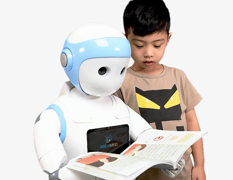 """Roboter Babysitter """"iPal"""" will Eltern ersetzen"""