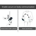 Forscher nutzen den menschlichen Körper als Übertragungsweg für sensible Informationen. (Bild: Vikram Iyer, UW)