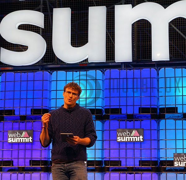 Web Summit 2016 in Lisbon