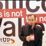 Шафер генеральный директор Саймон Startup Португалия (Photo: Thorsten Claus/moobilux.com)