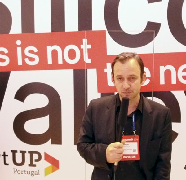 Statement from Simon Schaefer CEO Startup Portugal