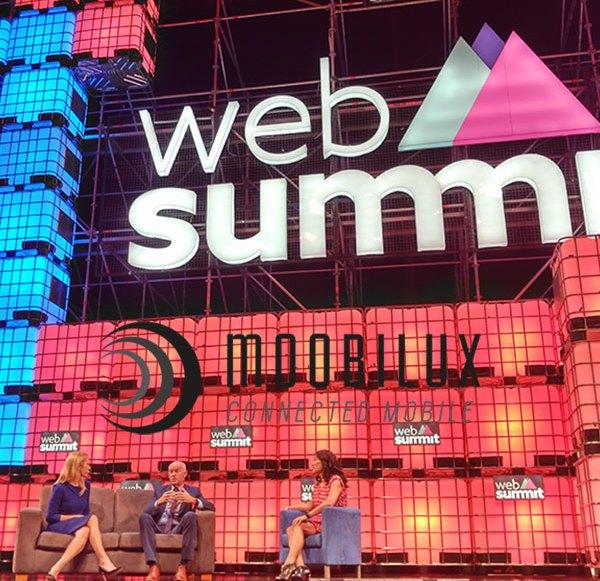 Das war der Web Summit 2016
