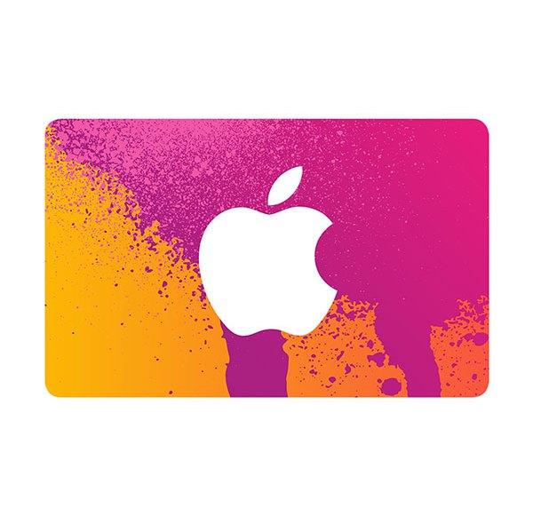 Rabatt bei Apple iTunes-Gutscheinkarten