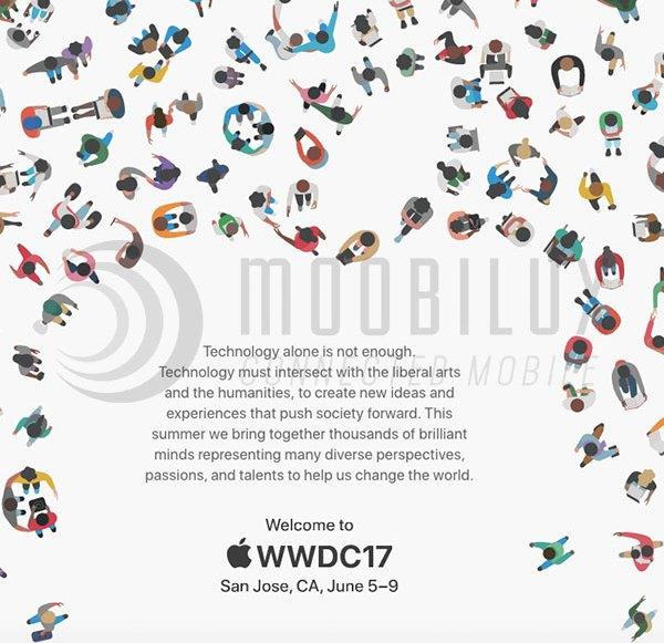 WWDC17: Apples Neuheiten Entwicklerkonferenz 2017
