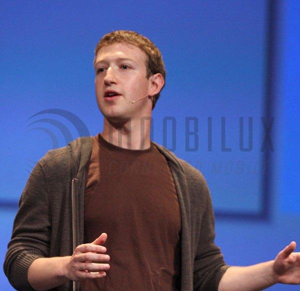 Mark Zuckerberg greift nach dem Fernsehwerbemarkt