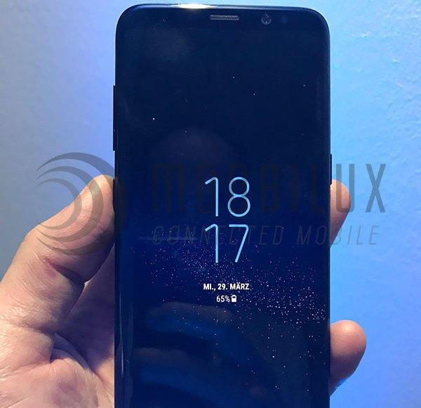 Neue Gerüchte zum Samsung Galaxy S9
