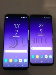 Samsung Galaxy S8 (Foto: moobilux.com/TC)