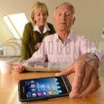 Zone V will moderne Smartphones für ältere Anwender zugänglich machen. (Foto: Zone V)