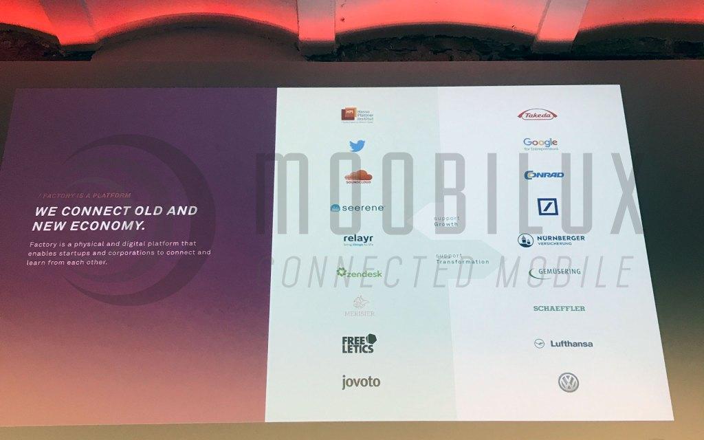 Die Factory setzt verstärkt auf Kooperationen zwischen den Mitgliedern und der Industrie. (Foto: moobilux.com/tc)
