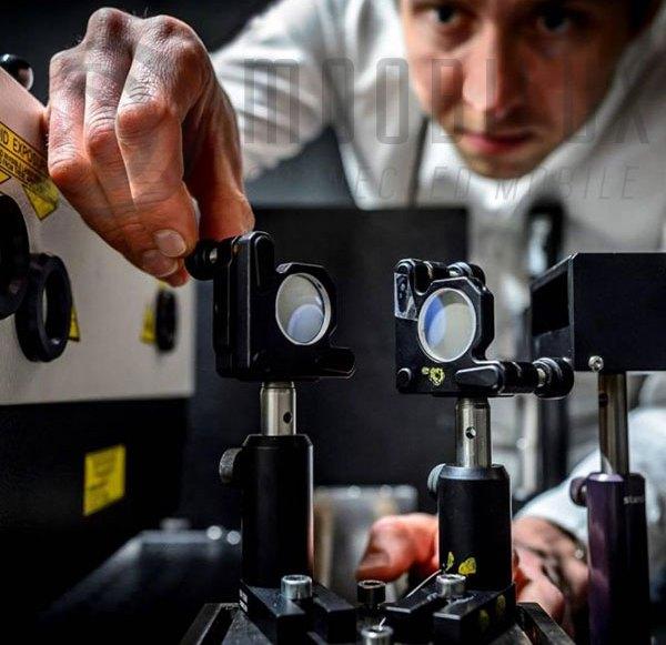 Schnellste Kamera liefert 5 Billionen Bilder pro Sekunde