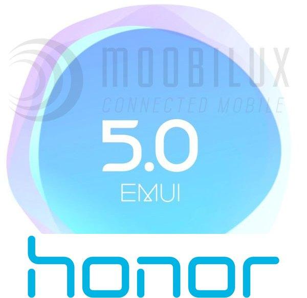 Honor 6x Android 7 Update gestartet