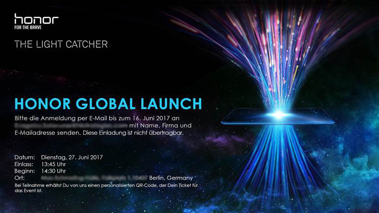 Am 27. Juni wird voraussichtlich das Honor 9 in Berlin vorgestellt. (Screenshot: moobilux.com)