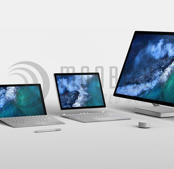 Microsoft: Ab sofort ist die neuen Surface-Familie im Handel
