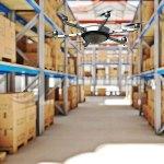 RFID-Drohne: Sie erleichtert Wiederauffindbarkeit von Waren (Foto: MIT)