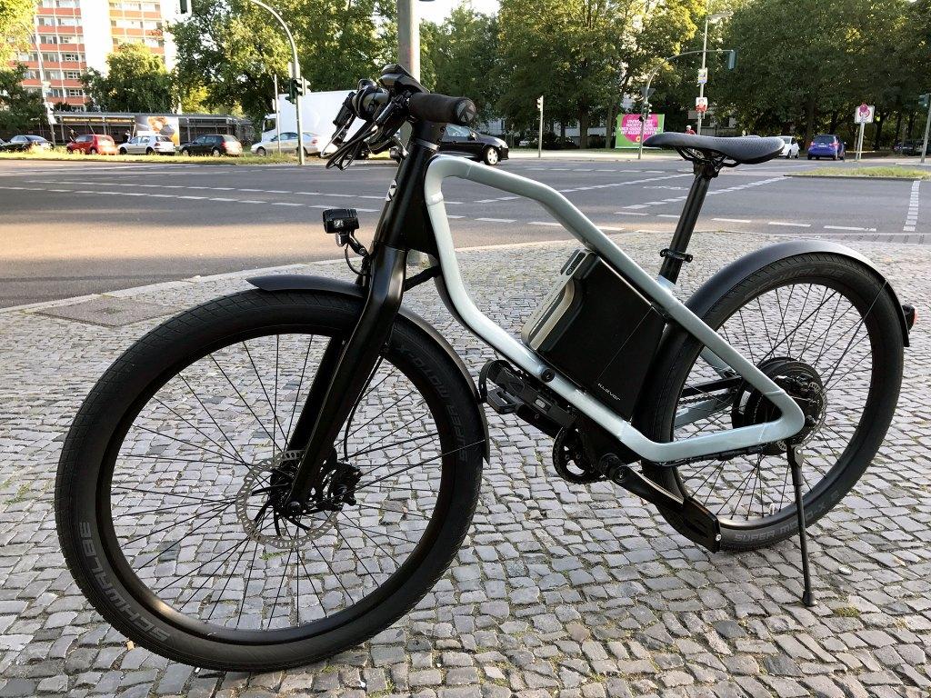 Das Klever Mobility X Raw. (Bild: moobilux.com / TC)