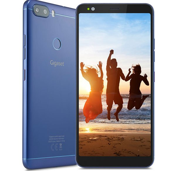 Gigaset introduces new smartphone GS370