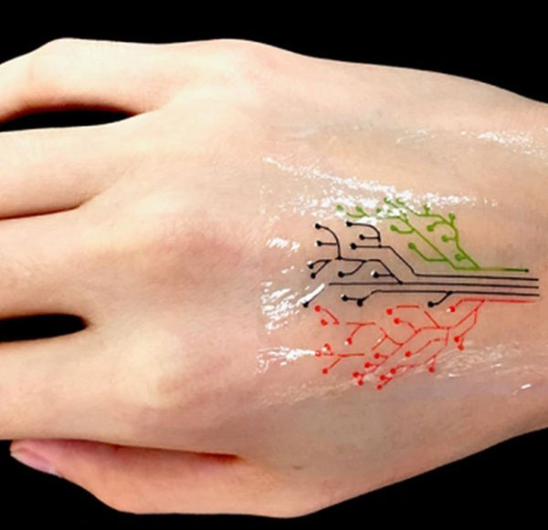 MIT researchers are developing organic printable sensors
