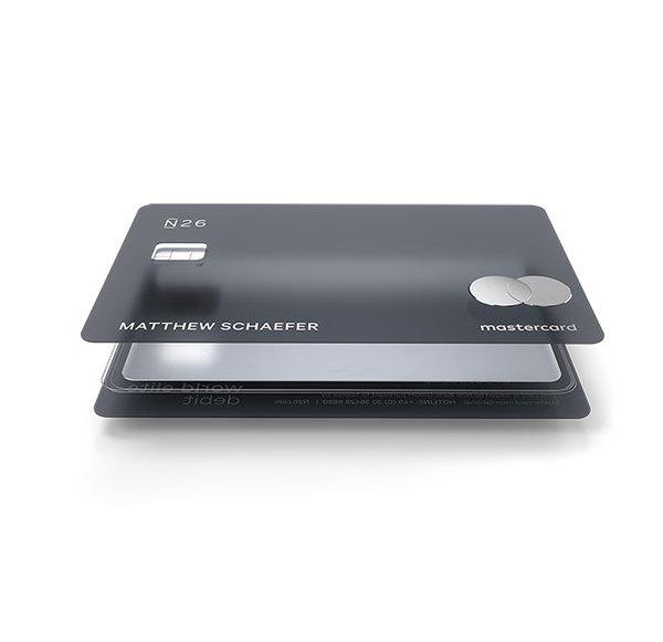 N26 luncht Premium Debitkarte und Kooperiert mit WeWork