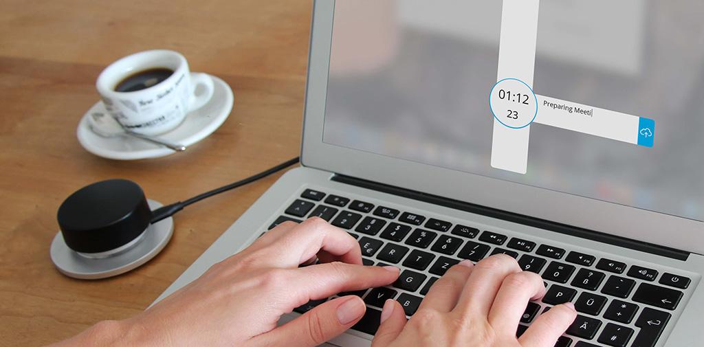 Das Startup timeBuzzer hilft bei der Erfassung der Arbeitszeiten. (Bild: timeBuzzer GmbH)