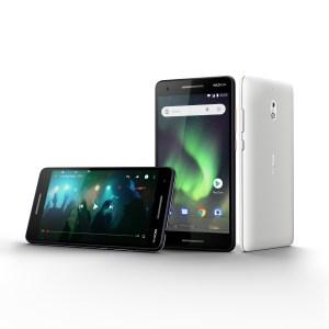 Das neue Nokia 2.1 (Bild: HMD Global)