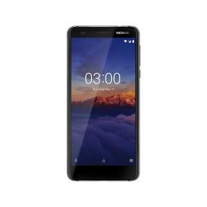 Das neue Nokia 3.1 (Bild: HMD Global)