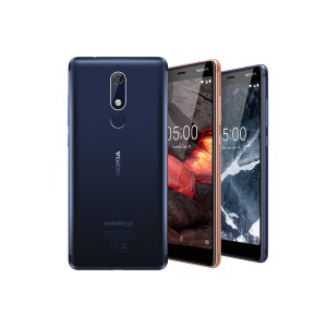 Das neue Nokia 5.1 (Bild: HMD Global)