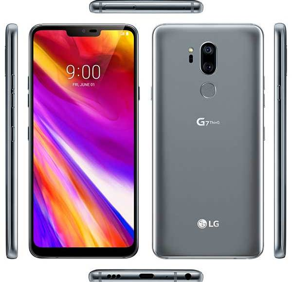 LG G7 ThinQ now available