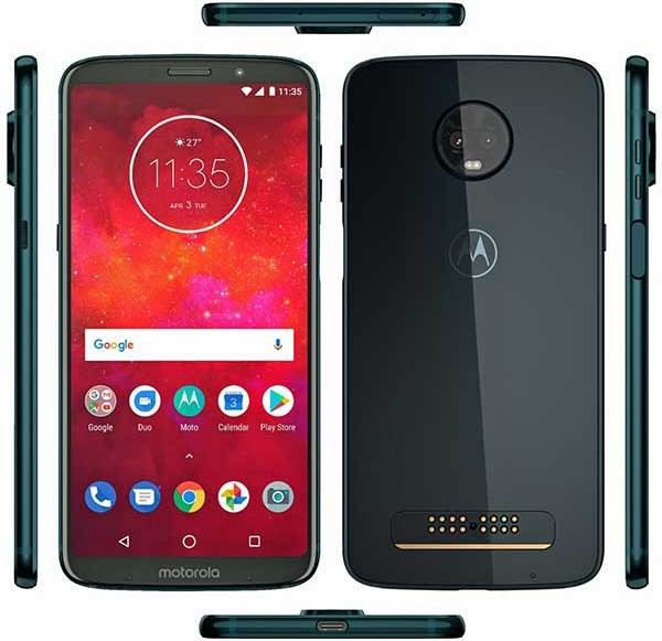 Will Motorola introduce the new Moto Z3 in early August?
